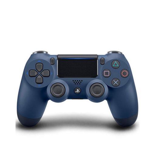 دسته بازی dualshock 4 midnight blue wireless controller