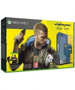 کنسول بازی xbox one x cyberpunk 2077 – ظرفیت 1 ترابایت