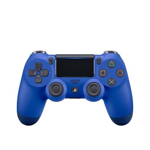 دسته بازی dualshock 4 blue wireless controller