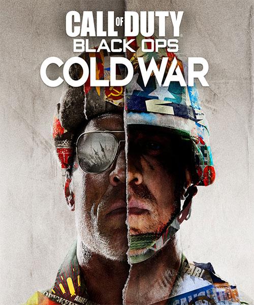 اکانت بازی call of duty black ops: cold war برای xbox