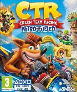 اکانت بازی crash team racing برای xbox