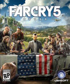 اکانت بازی far cry 5 برای xbox