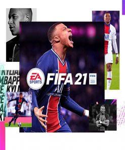 اکانت بازی fifa 2021 برای xbox