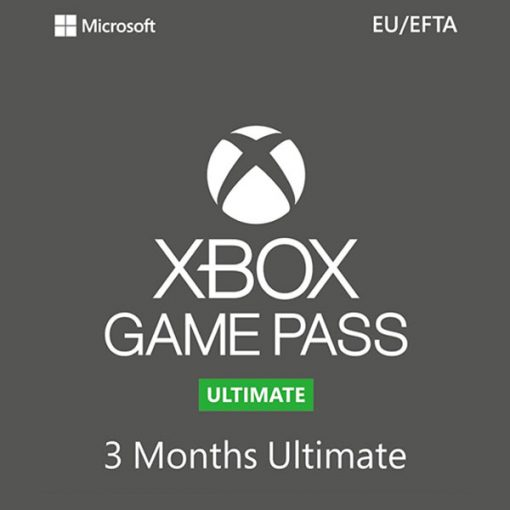 اشتراک xbox gamepass ultimate + ea access - سه ماهه