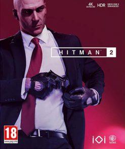 اکانت بازی hitman 2 برای xbox