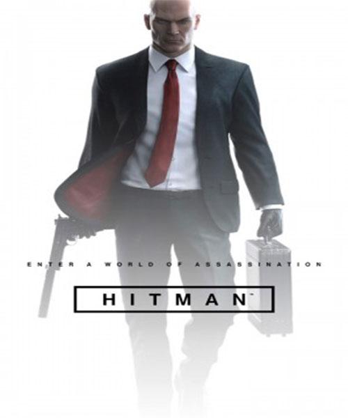اکانت بازی hitman برای xbox
