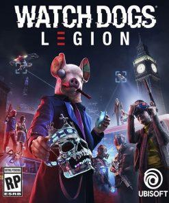اکانت بازی watch dogs legion برای xbox