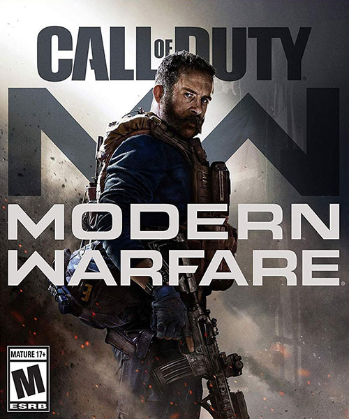 اکانت بازی call of duty modern warfare برای xbox