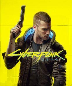 اکانت بازی cyberpunk 2077 برای xbox