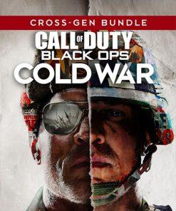 اکانت بازی call of duty black ops: cold war - cross gen bundle برای xbox
