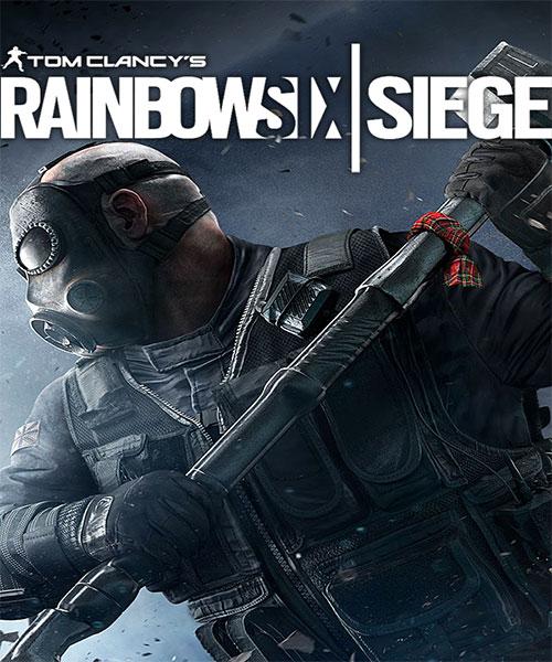 اکانت بازی rainbow six siege deluxe edition برای xbox