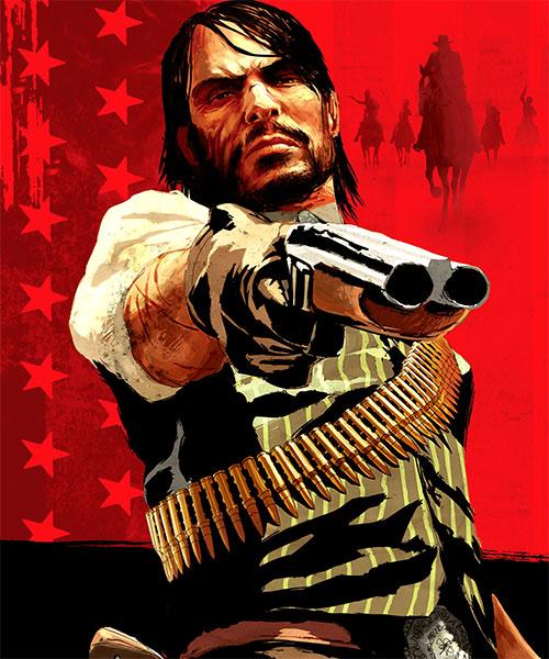 اکانت بازی red dead redemption برای xbox