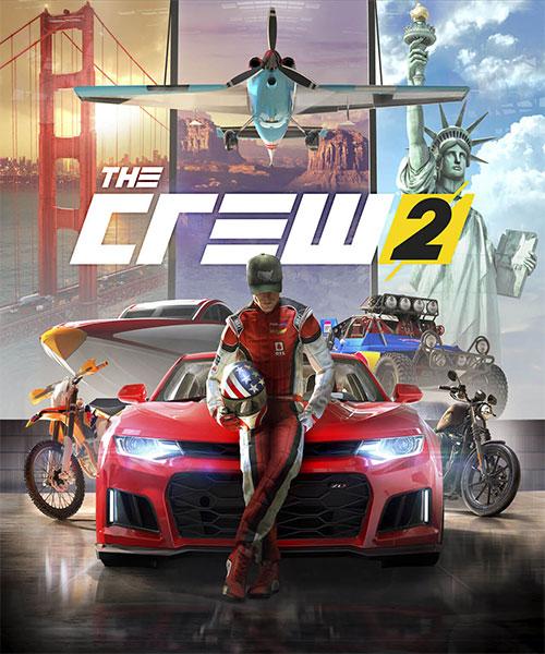 اکانت بازی the crew 2 standard edition برای xbox