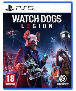 بازی دیسکی watch dogs legion برای ps5