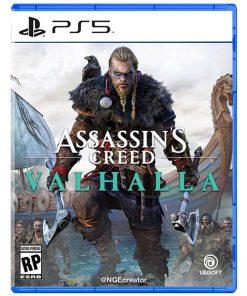 بازی دیسکی assassin's creed valhalla برای ps5