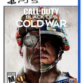 بازی دیسکی call of duty black ops: cold war برای ps5