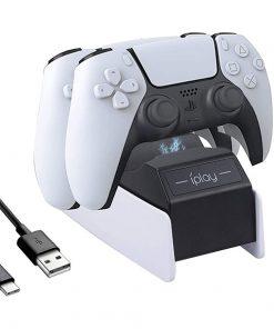 شارژر iplay مناسب برای دسته بازی ps5