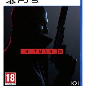 بازی دیسکی hitman 3 برای ps5