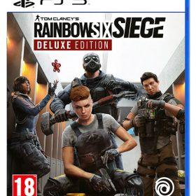 بازی دیسکی rainbow six siege deluxe edition برای ps5