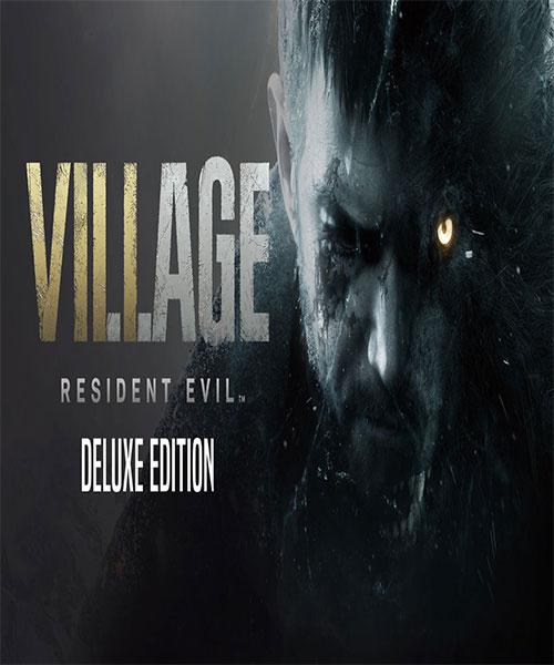 اکانت بازی resident evil 8 deluxe edition برای xbox