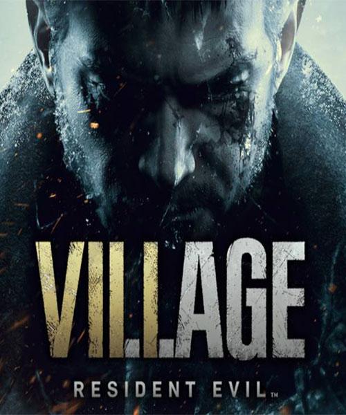اکانت بازی resident evil 8 village برای xbox