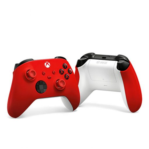 دسته بازی xbox series x red