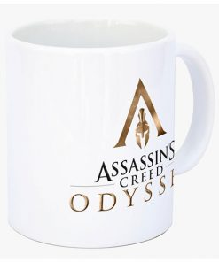 لیوان گیمینگ طرح assassin's creed odyssey