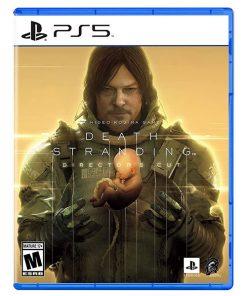 بازی دیسکی death stranding نسخه director's cut برای ps5