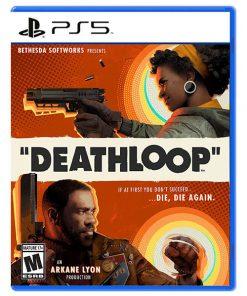 بازی دیسکی deathloop برای ps5