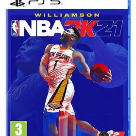 بازی دیسکی nba 2k21 برای ps5