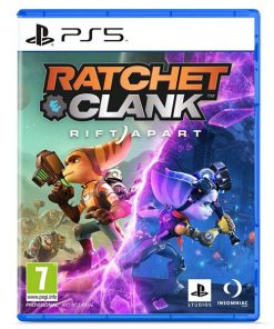 بازی دیسکی ratchet & clank: rift apart برای ps5