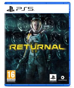 بازی دیسکی returnal برای ps5