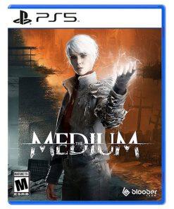 بازی دیسکی the medium برای ps5