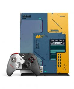 کنسول بازی xbox one x cyberpunk 2077