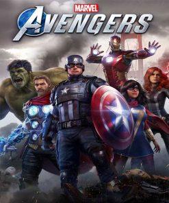 اکانت بازی marvel's avengers برای xbox