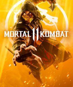 اکانت بازی mortal kombat 11 برای xbox