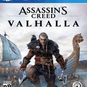 اکانت قانونی assassin's creed valhalla برای ps4